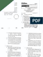 Machine Design -I (EME-501) 2014-15