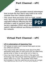 Nexus VPC and OTV