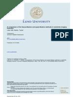 Loke and Dahlin 2002 Journal of Applied Geophysics 49 149-162