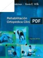 Brotzman Rehabilitacion 2ª Ed. 2005