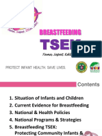 Breastfeeding Tsek Advocacy Lgus