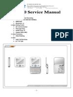 Tinno e580 Service Manual
