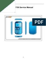 Tinno Ev730 Service Manual