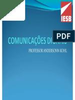 Comunicações Digitais - Introdução