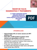 CA Vulva Dx y Tx Dr. Hernández Nov 2016