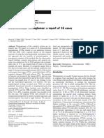 Neurosurgical Review Volume 29 Issue 1 2006 [Doi 10.1007_s10143-005-0414-5] Alexander Bertalanffy; Karl Roessler; Oskar Koperek; Ellen Gelpi -- Intraventricular Meningiomas- A Report of 16 Cases