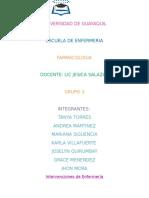 Grupo 3 Farmacologia