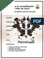 Psicologia Personalidad