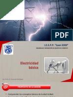 Protección eléctrica del PC, señales digitales, puertas lógicas exclusivas y codificadores – decodificadores