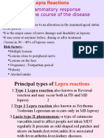 9. Lepra Reaction