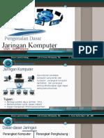 Modul Pengenalan jaringan komputer