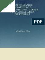 Wah Chun Chan Performance Analysis of Telecommun