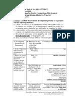 PBoA Architectural Computation & Sample Question
