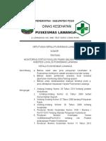 Sk Monitoring Status Fisiologis Pemberian a.l