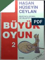 Büyük Oyun 02 Mustafa Kemal Ve Hilafet Kavgası- Hasan Hüseyin Ceylan