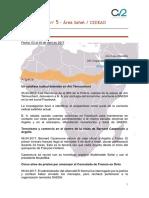 BOLETÍN OSINT Nº 5 Área Sahel - CEDEAO