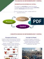 Conceptos Basicos de Instrumentacion y Control