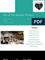 powerpoint-out of the garden project  1