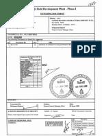 Equipment Preservation Method statement