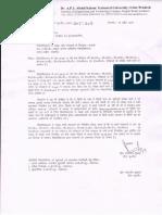 Exam Form - Last Date - 22042017