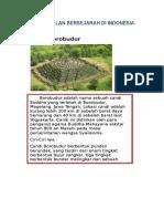 Peninggalan Bersejarah Di Indonesia
