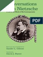 Gilman, Sander L. (ed.) - Conversations with Nietzsche (OUP, 1987).pdf