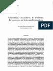 Gramática y diccionario. El problema del contorno en lexicografía española.pdf