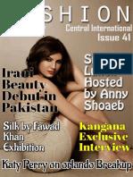 Fashion Central International March Issue 2017