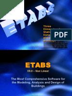 ETABS Presentation