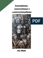 BlakJoe-Anarquismo Insurrecciones e Isurreccionalismo