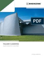 Rheinzink Facade Systems