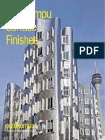 Outokumpu Surface Finishes Brochure