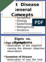 4 Plant Disease General Concepts