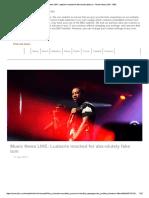 Music News LIVE_ Ludacris Mocked for Ab...Utely Fake Tum