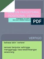 PP BPPV