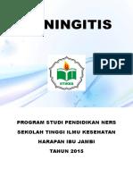Bookleat Meningitis