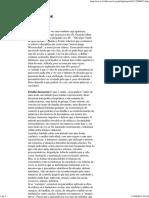 Folha de S.paulo - Psicanálise - Renato Mezan