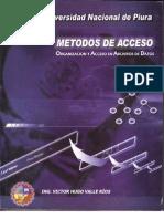 Metodos de Acceso - Valle Rios