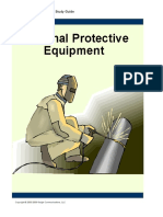 10. Personal Protective Equipments
