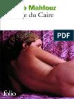 Belle Du Caire, La - Naguib Mahfouz (1)