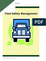 20. Fleet Safety Managements