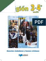 Libro Religion 3º y 4º Medio