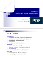 Lecture 1_Water Supply