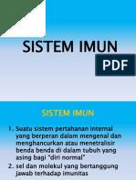 Kulih Sistem Imun