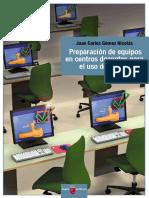 Juan Carlos Gomez Nicolas - Preparacion de Equipos en Centros Docentes Para Tics