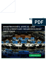 Annual and Extraordinary Shareholders' Meetings - 04.28.2017 - Management Proposal