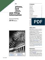 IRS Pub. 501 (2016)