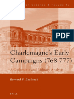 Bernard S. Bachrach, Charlemagne's Early Campaigns (768-777)