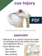 Meniscus Injury