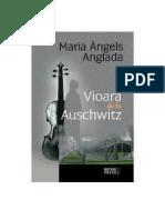 Vioara de la Auschwitz by Maria Àngels Anglada
